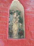 Staande Maria met Kind (koningin) - Groenerei 3