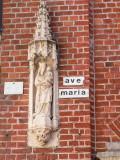 Staande Maria met Kind (koningin) - Hoogste van Brugge