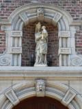 Staande Maria met Kind - Koningin Elisabethlaan 7