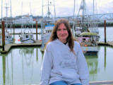 Heather At The Harbor