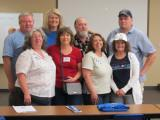 The Yamhill County Delegation To The 2012 DPO Convention