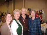 Laurie, Sara, Jan and Nancy