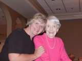 Claudia and her Mom, Mary