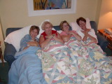 Colleen, Jan, Linda and Debbie