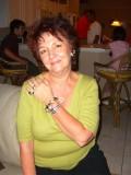 Sandee modeling jewelry -  Sept. 2007