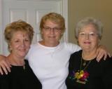 Sandee, Jan and Barbara  April 2005