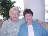 Jan and sis-in-law, Rhonda