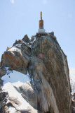 Mont Blanc - L'Aiguille du Midi