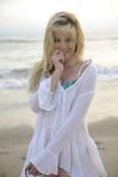 DJ Angeline Video Shoot @ Venice Beach, CA
