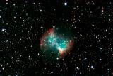 M27  Dumbell Nebula in Vulpecula