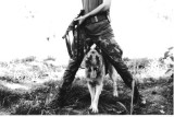 NKP 1971-Nightfighter Jake-0X14.  I owe this dog my life.  He showed me the way.