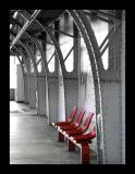 Red seats - Paris