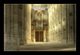 Orgue Cavaillé coll, st Ouen - Rouen