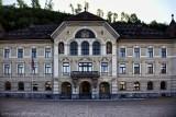Government House of Liechtenstein in Vaduz
