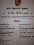 Porsche 911 -  USA to EU