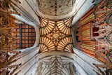 Ceiling and pipes, Winchester