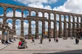 The Aqueduct, Segovia
