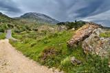 Mountain road, near Alpandeire