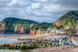 Towards Connaught Gardens, Sidmouth