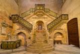 Golden staircase, Burgos Cathedral