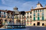 The Plaza Mayor, Tudela