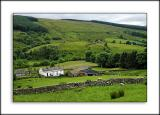 Farm in the Yorkshire Dales