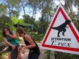 TREX au village des tortues de Gonfaron