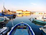Port des Salins de Hyères