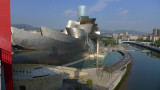 Bilbao - the Guggenheim and a glimpse of the rest
