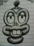 My doodling
