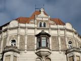Imposing corner in Buda