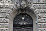 The door at No. 12