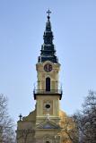 Kiskunfélegyháza, unusual steeple