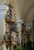 Kiskunfélegyháza, amazing pulpit