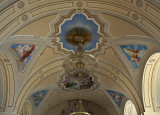 Kiskunfélegyháza, unusual ceiling