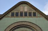 Synagogue-turned-fencing club