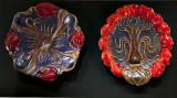 Decorative platters (1899)