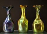 Vases, deformed bodies (1898-1899)