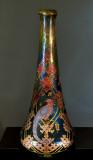 Floor vase, bird of paradise (1912)