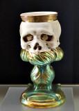 Skull chalice (1906)