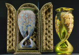 Twisted vases (ca. 1906, 1902)