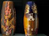 Vases, wildflowers (1898-1899), pomegranate tree (1899)