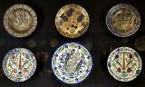Plates, Iznik style (1878-1879)