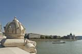 The Danube from Margit hid