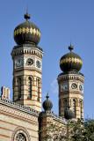 Budapest's Jewish Quarter