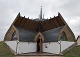 Church rear