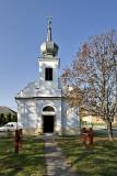 Kakasd, community center, Swabian church