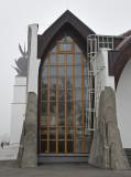 Theater, rear window
