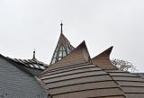 Akadémia, roof skylights