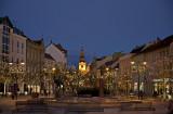 Szombathely on New Year's Eve